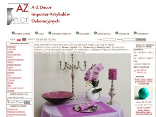 http://www.a-z-decor.istore.pl