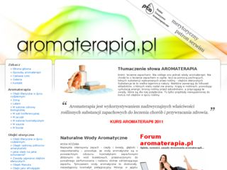 http://www.aromaterapia.pl