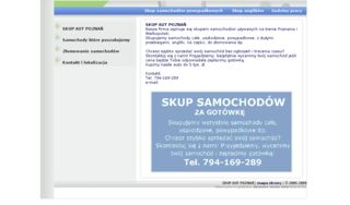 http://www.autoskup.entro.pl