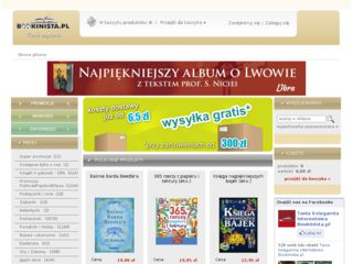 http://www.bookinista.pl