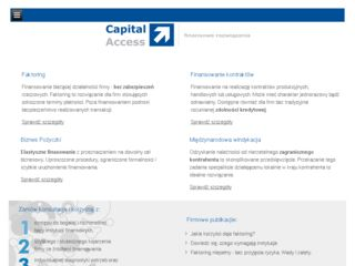 http://www.capitalaccess.pl