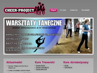 http://www.cheer-project.pl