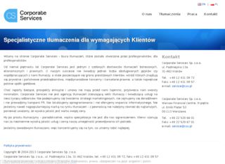 http://www.corporate-services.pl
