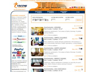 http://cracow-apartments.com