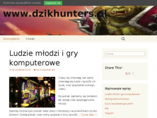 http://dzikhunters.pl