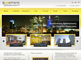 http://www.e-apartments.waw.pl