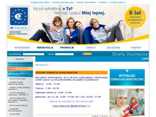 http://www.ecollege.pl