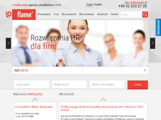 http://www.flamejobs.pl