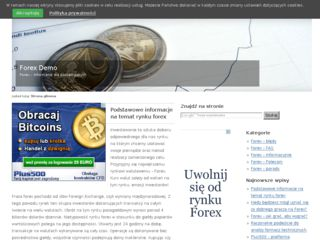 http://www.forexdemo.pl