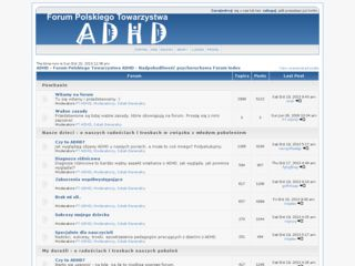 http://www.forum.ptadhd.pl
