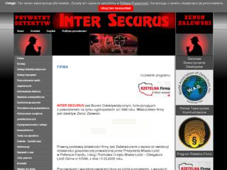 http://www.inter-securus.pl
