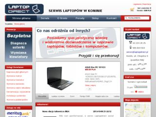http://www.laptopdirect.pl