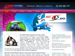 http://maxsped.pl