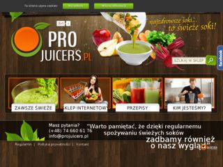 http://www.projuicers.pl