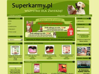 http://www.superkarmy.pl