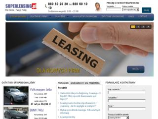 http://www.superleasing.pl