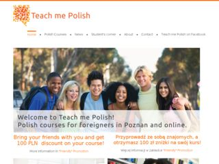 http://www.teachmepolish.pl/