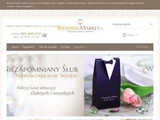 http://www.weddingmarket.pl