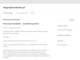 http://wygrajeurobank.pl